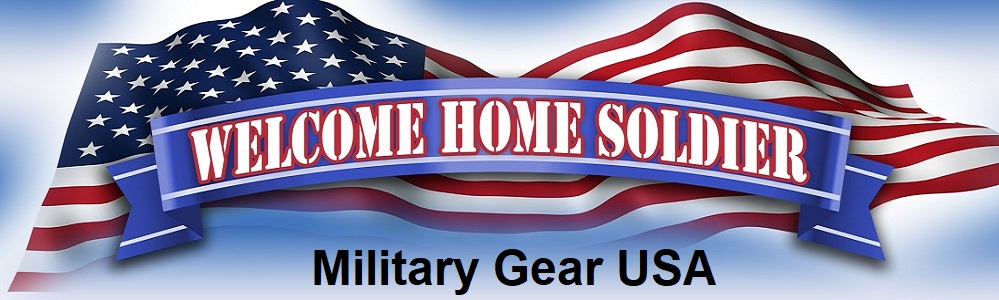 Welcome Home Soldier Military Gear USA