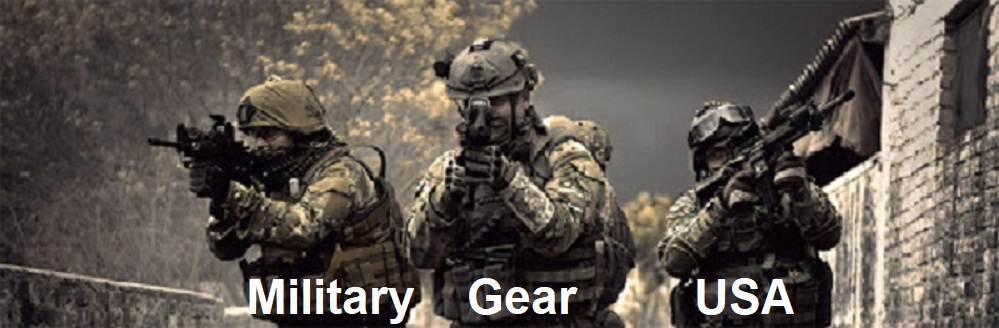 Military Gear USA Main Banner