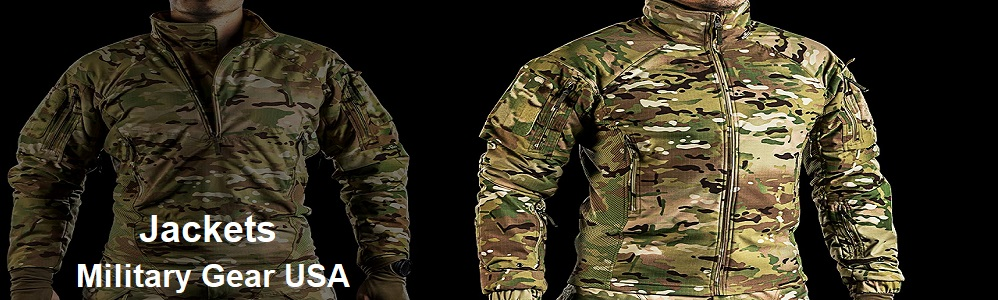 military jackets banner military gear USA